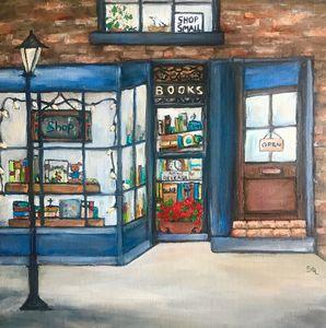 The little shop around the corner
