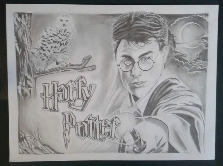 Harry Potter - Oneisha's Artworld