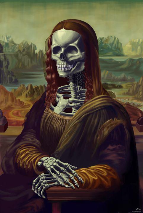 Mona Lisa - Åsmund Berge