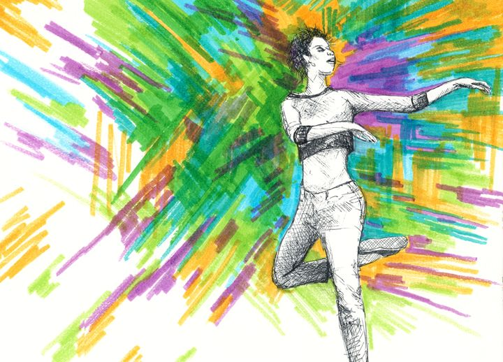 Dance (Release) - Unfolding Potentials