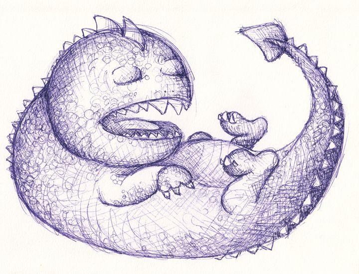 Sleepy Monster - Unfolding Potentials