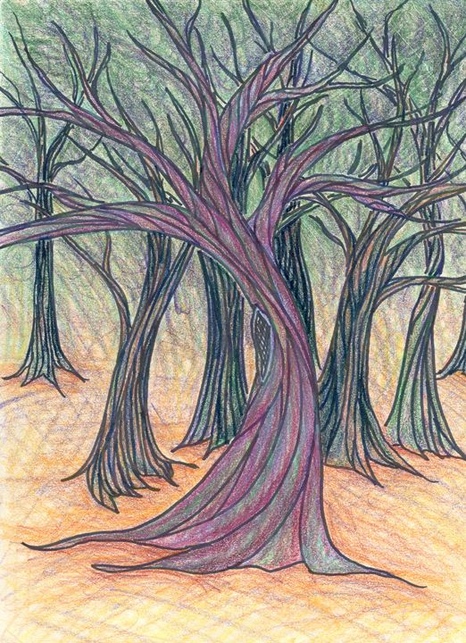 Family of Trees - Unfolding Potentials