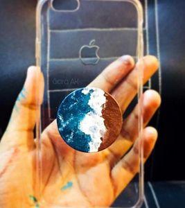 Sea shore iPhone Holder
