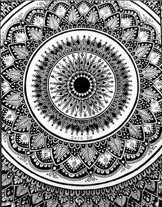Zentangle/Mandala Art