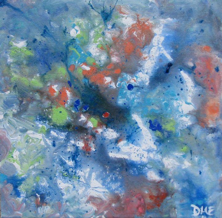 Blue Lagoon - Diane Margaret Evans