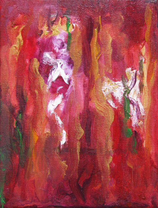 Passion - Diane Margaret Evans