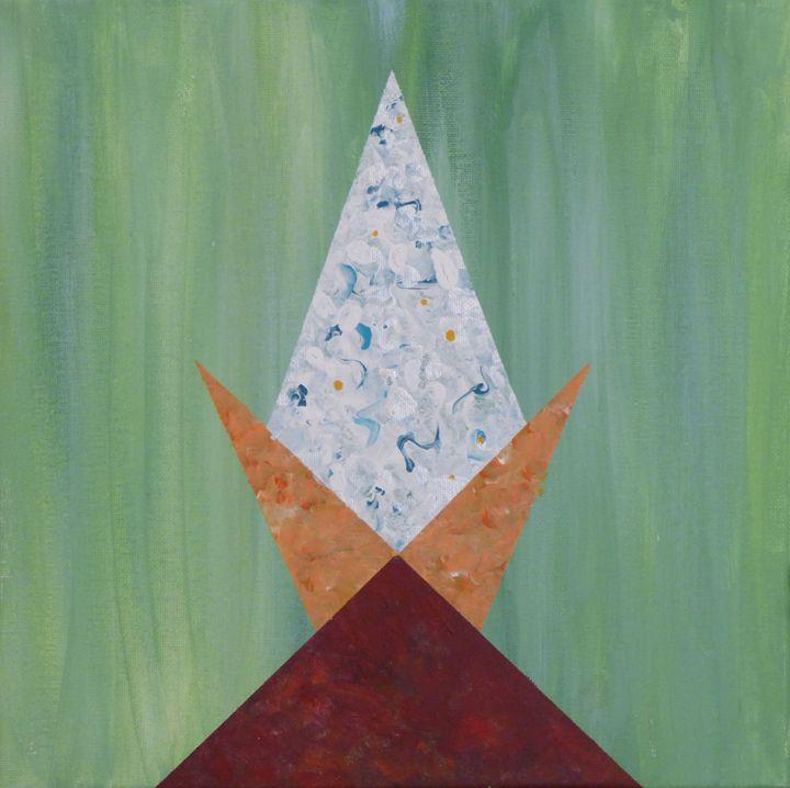 Lava Lamp - Diane Margaret Evans