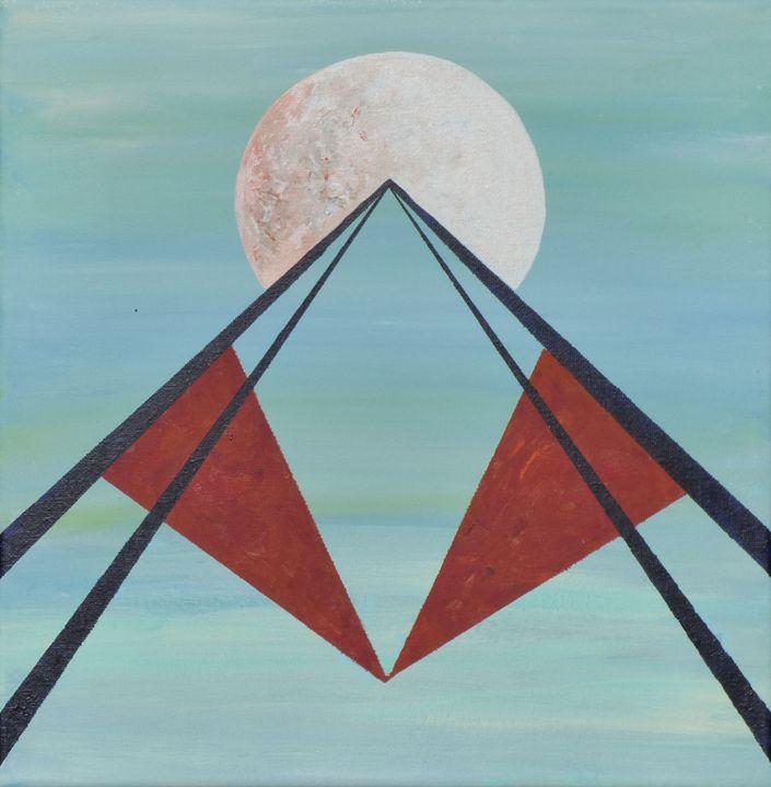 Moonrise - Diane Margaret Evans