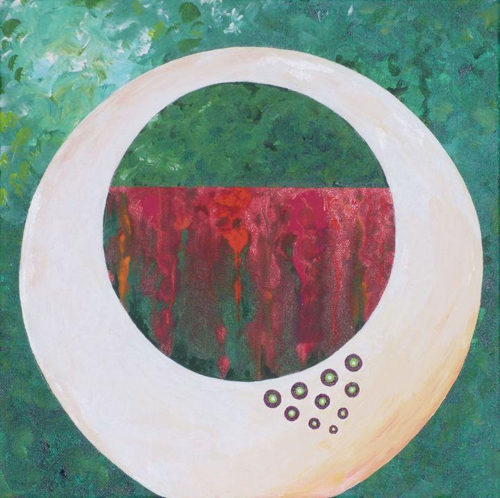 Hooping - Diane Margaret Evans