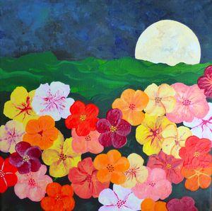 Jean's Moon Garden
