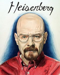 """I am the one who knocks"""