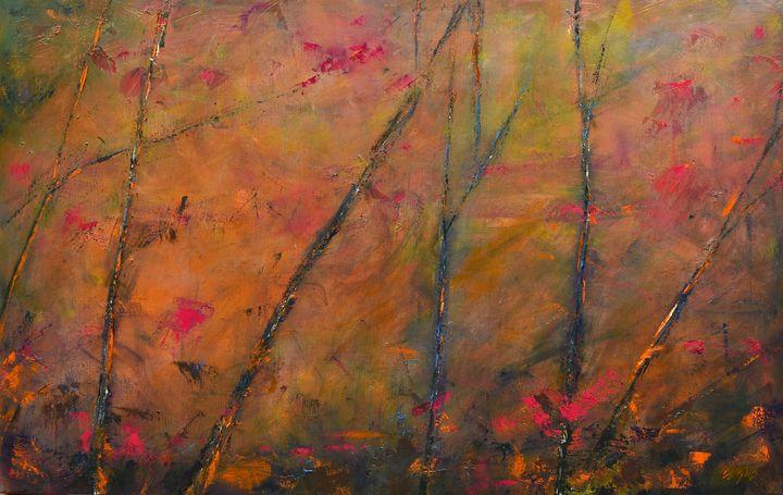 Crimson Woods - Diane S Miles Studio