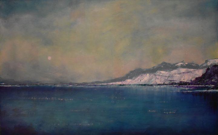 Glacier Bay - Diane S Miles Studio