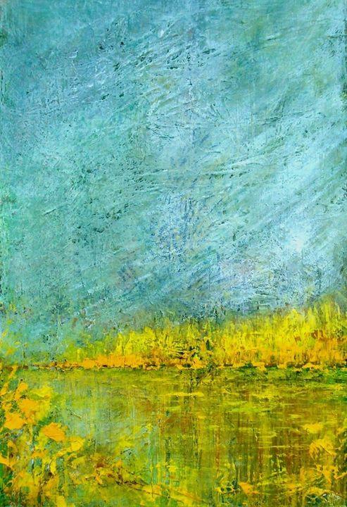 Texture of the Wind - Diane S Miles Studio