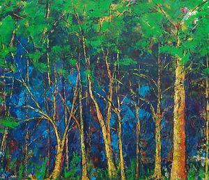 Backwoods Dusk