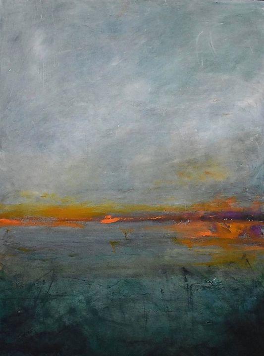 Across the River - Diane S Miles Studio