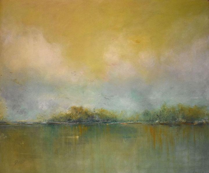 Lake Front - Diane S Miles Studio