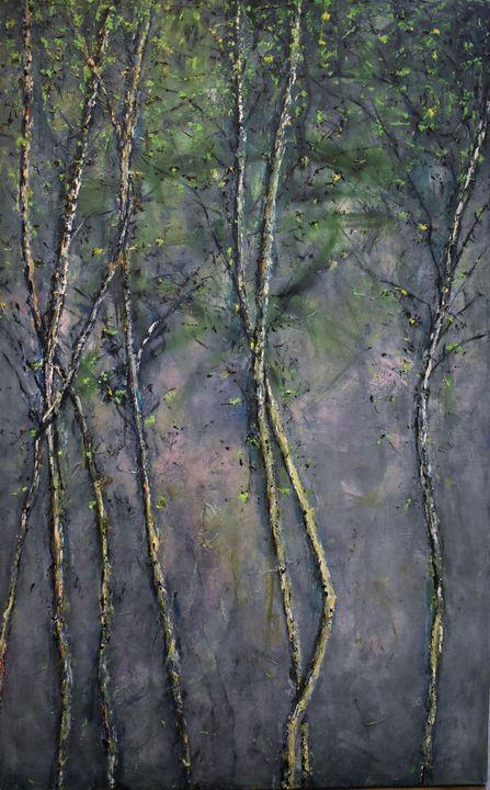 Tree Party - Diane S Miles Studio
