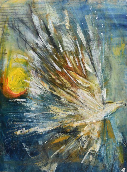 Spirit in Flight - Diane S Miles Studio