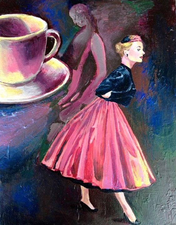 Storm In a Teacup - Amy Brooke