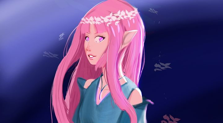 Elf Princess - Auzero
