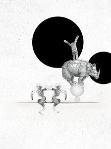 Circus : Durer-Fontana-Haring