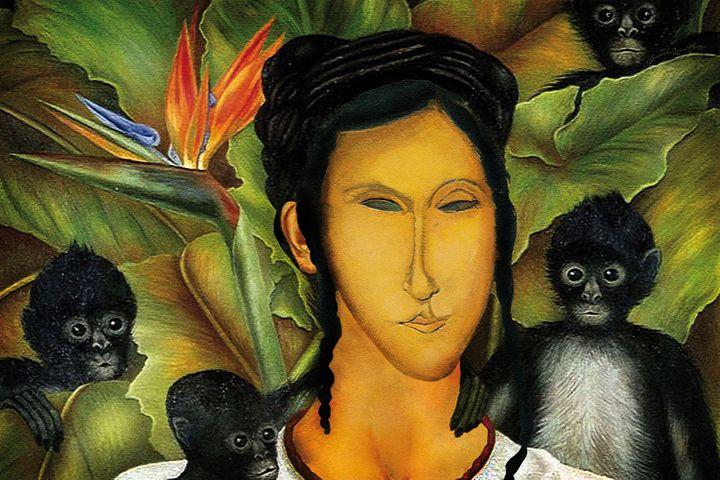Kahlo-Modigliani - Dialoghi