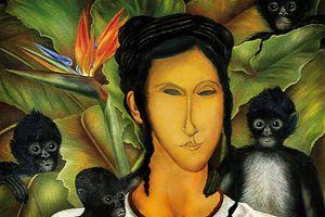Kahlo-Modigliani