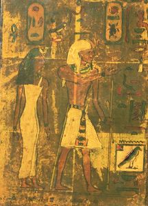 Touthmosis III  and the Great Wife