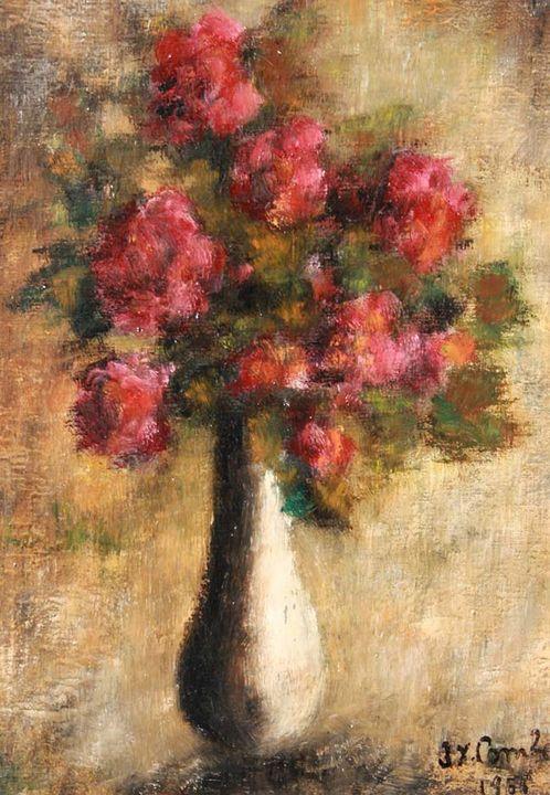 Roses I - Jean-Xavier Combe