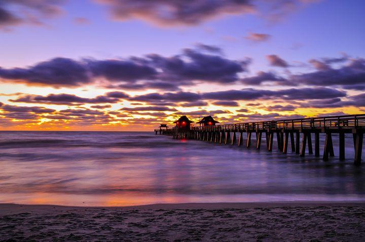 Naples Pier,Florida,USA - Tim Gartside Photography