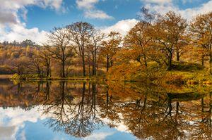 Rydal Water,Lake District, Cumbria,