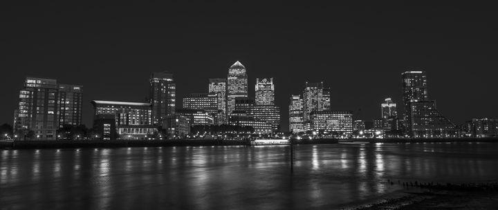 Canary Wharf, London, England,UK - Tim Gartside Photography