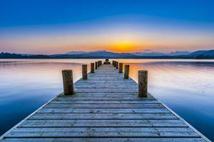 Jetty,Windermere,Lake District,