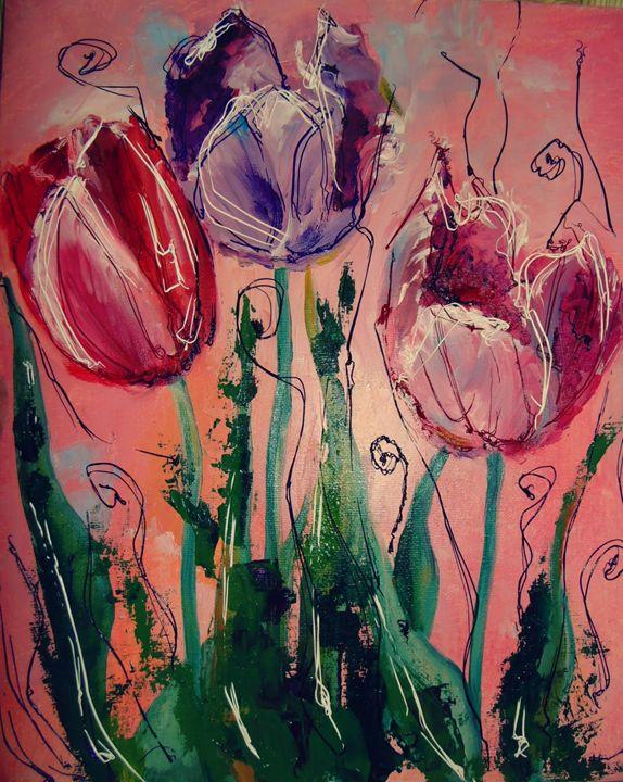 tulips - Anoush