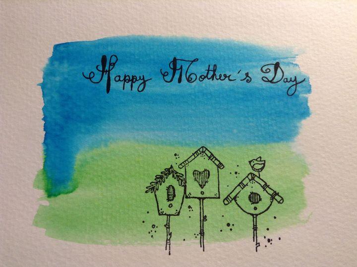 Happy Mother's Day - GT Art