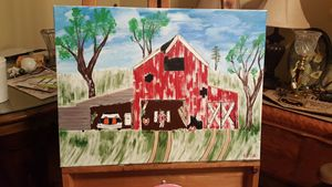 """ONCE  UPON A FARM"""