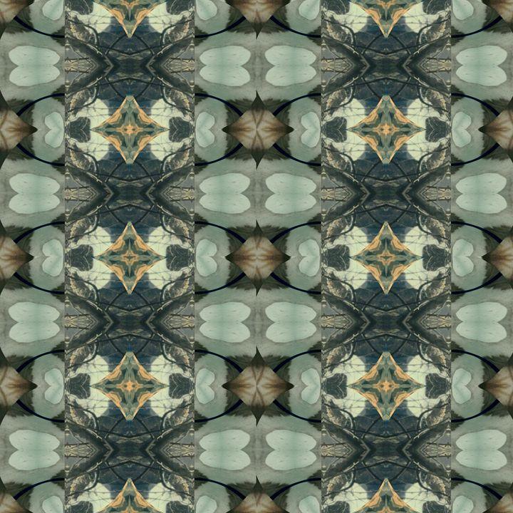 Flower Pattern - Otto Verso