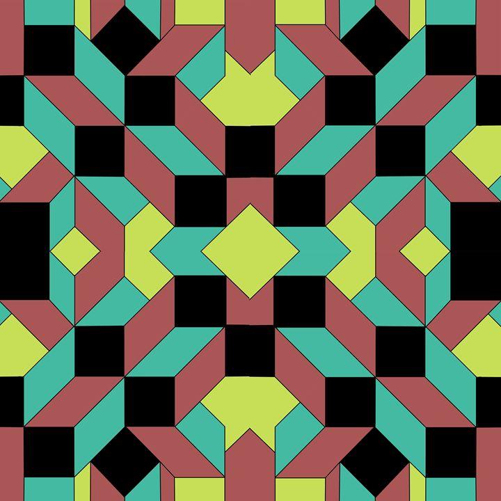 geometrycolors - Otto Verso