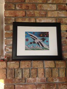 Flying Goose - Randy Lampe
