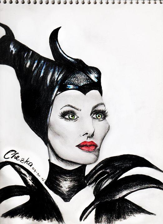 Maleficent - Chezka Velasco