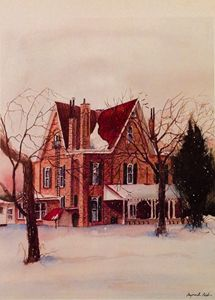 Korner's Folly Winter - Raymond L. Reid