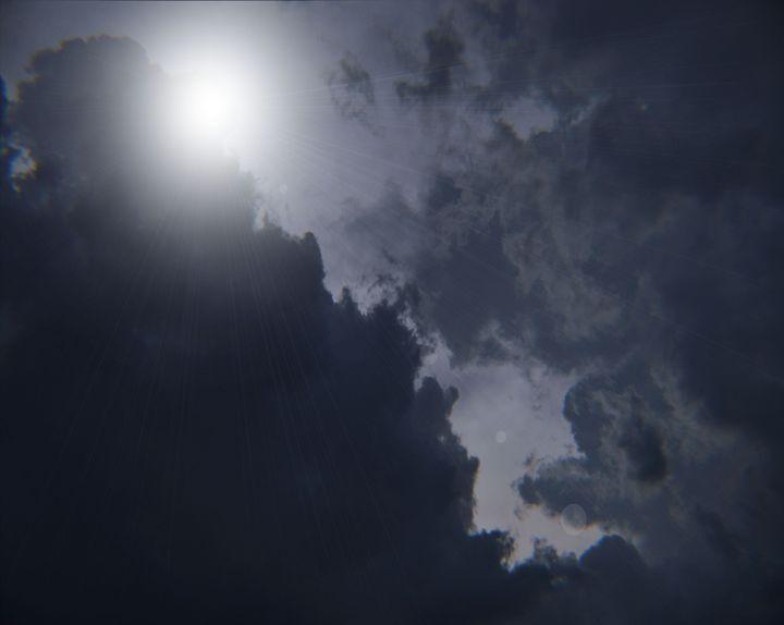 Stormy Sun - John Wortman