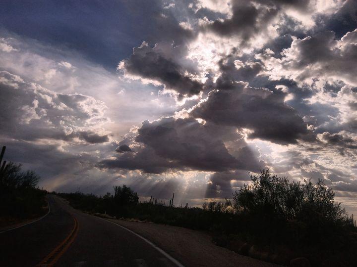 Sun Rays - John Wortman
