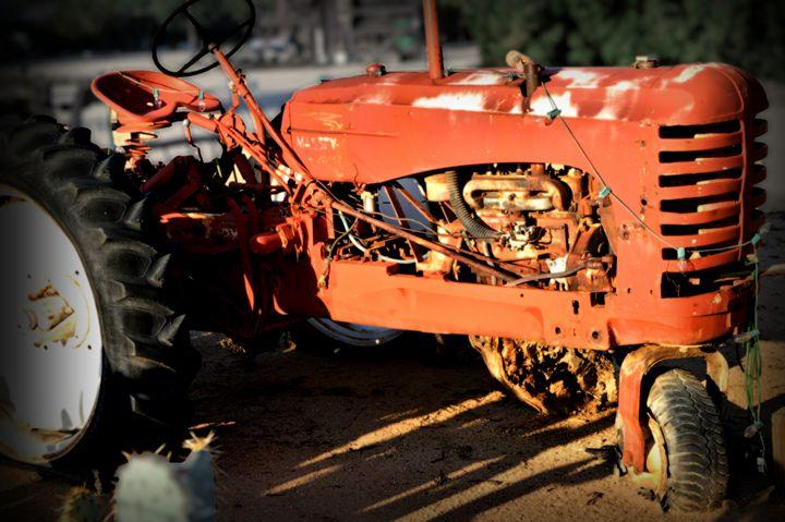Grandad's Old Tractor - John Wortman