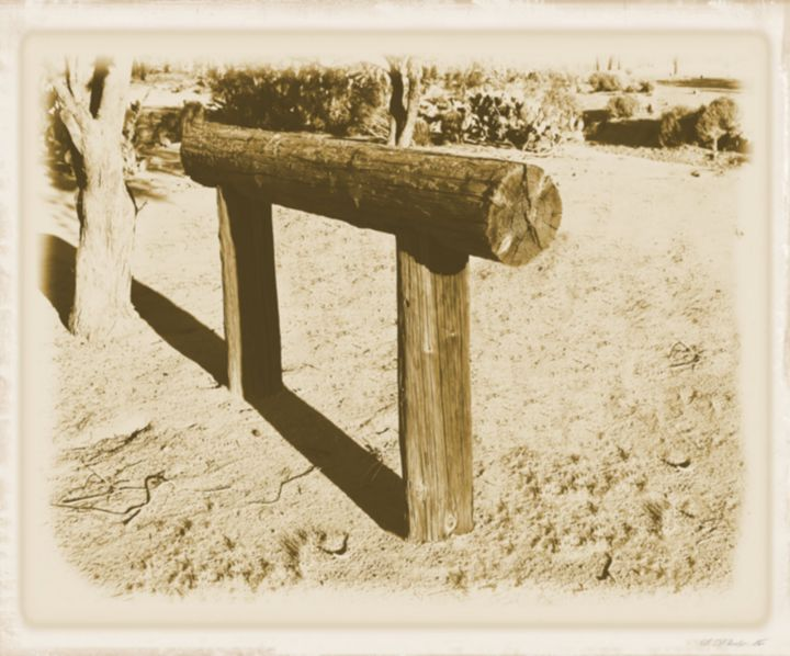 Hitching Post - John Wortman