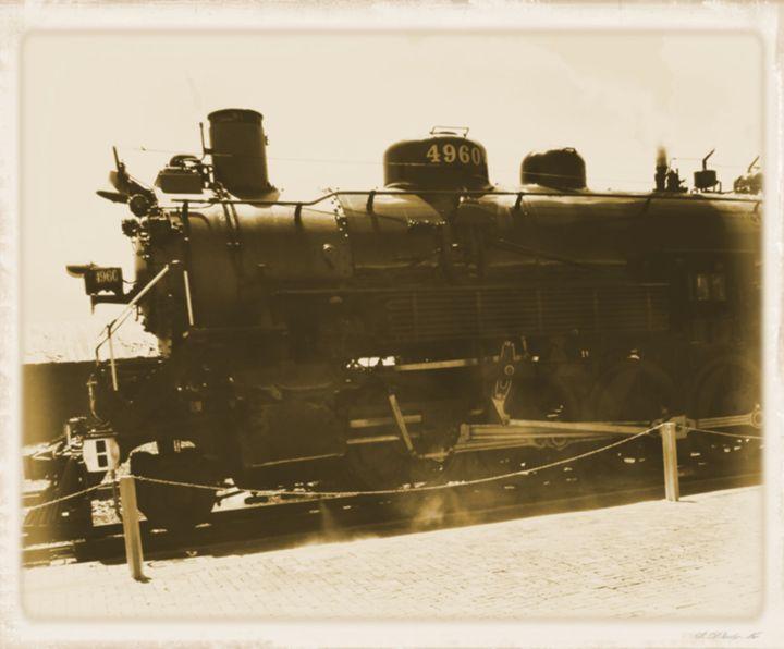 Steam Engine - John Wortman