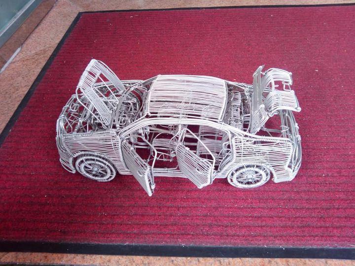 automotive car - Sollinamor Handicrafts