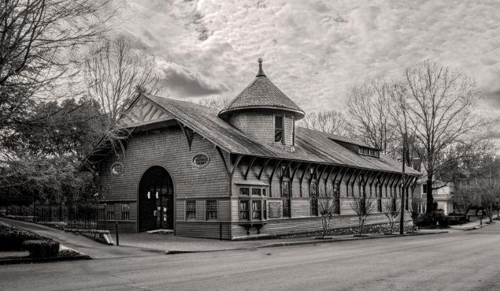 Trolley Barn, Atlanta Georgia - GWright Photography