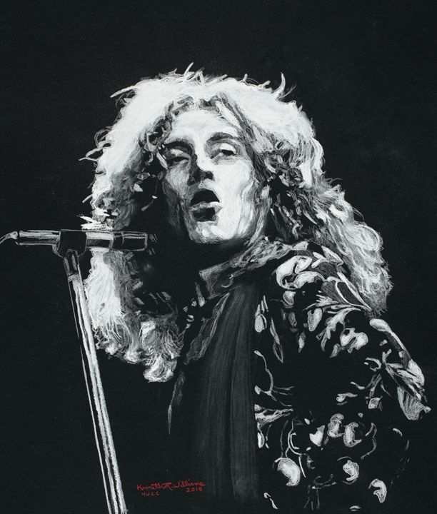 Robert Plant - Kenneth R. Williams- 4U2C